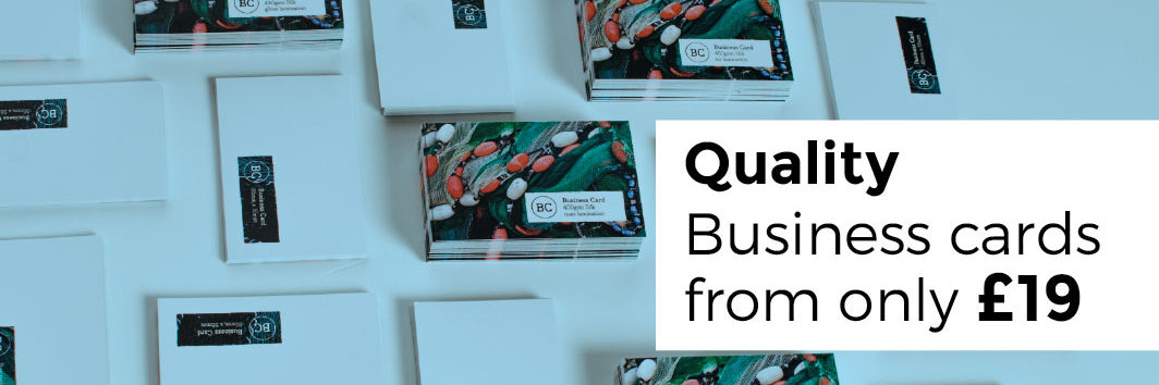 Business card printing Loughborough
